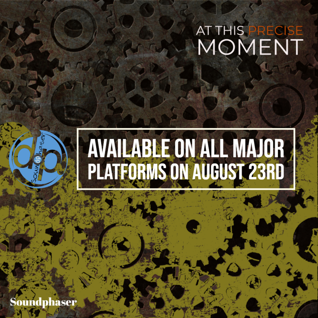 """New release – """"At this precise moment"""""""